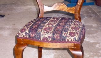 restored south african Chair 48