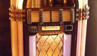couple of restored JukeBoxes 4