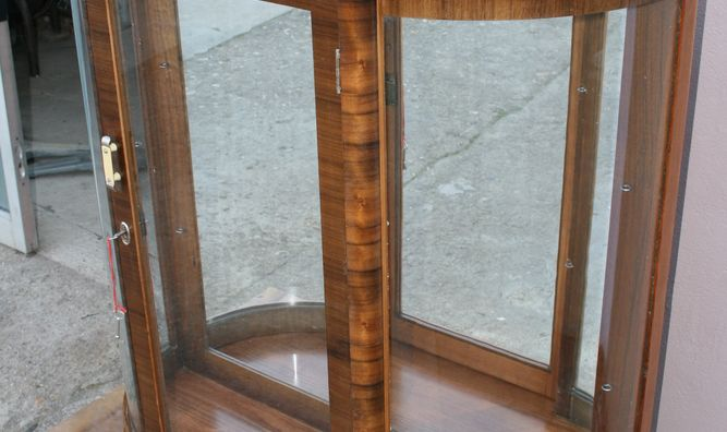 Art Deco Display Cabinet 6