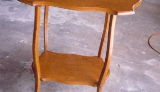 oak Side Table 15