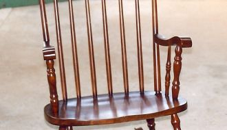classic country Rocking Chair46