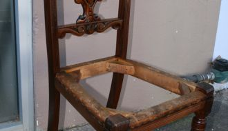 Edwardian Side Chair 2