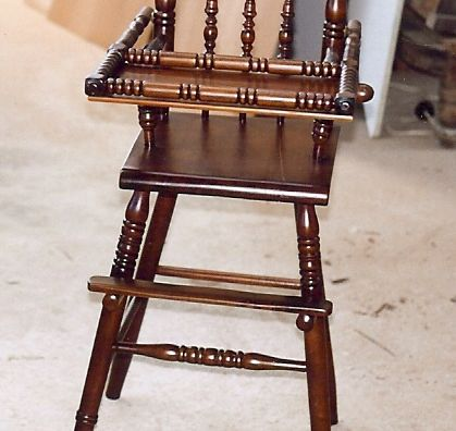 edwardian HighChair 3