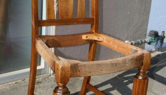 Hardwood Chair 5