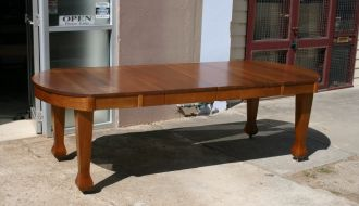 Oak dining Table16