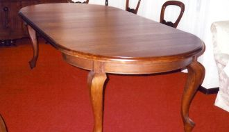 Altered Maple dining Table 26